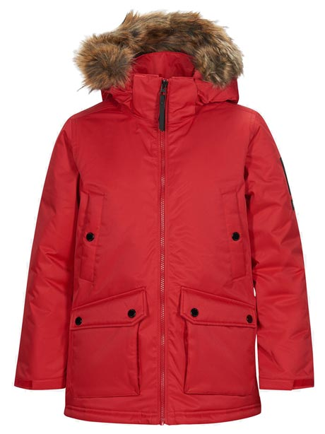 JR Local Parka