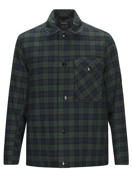 Danube Shirt Jacket