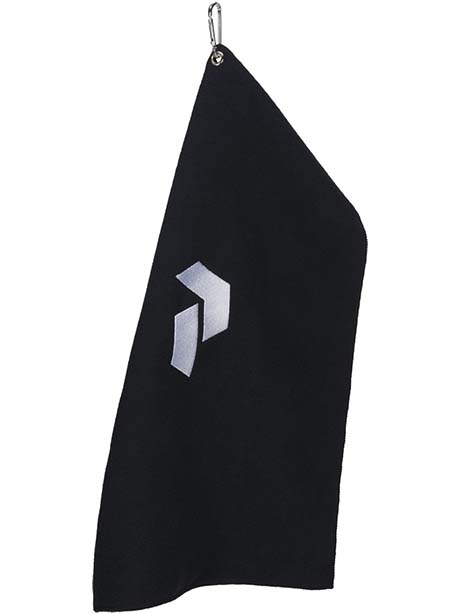Golf Towel Mini(050 Black, ONE)