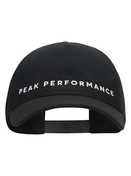 Logo Cap(050 Black, ONE)