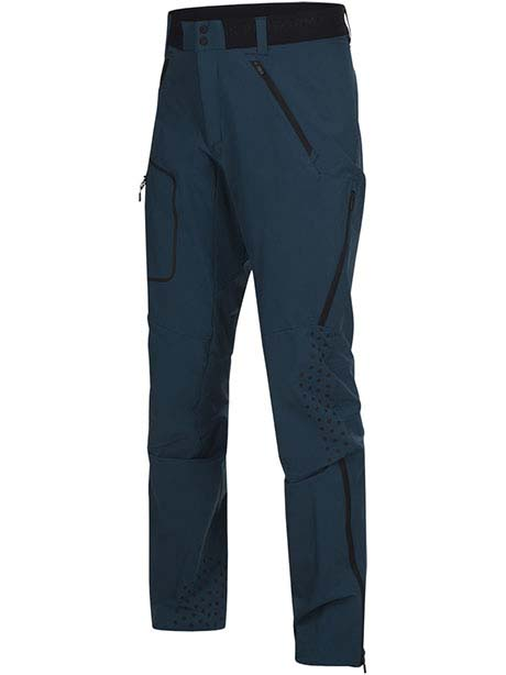 Light Softshell Pants(2N3 Blue Shadow, M)