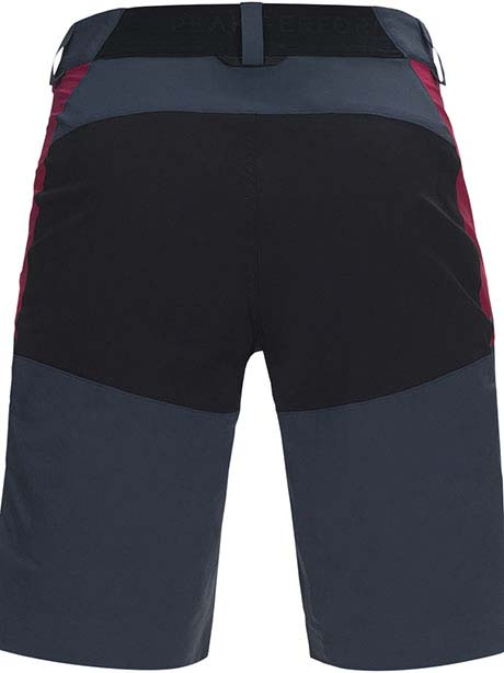 W Light SS Carbon Shorts