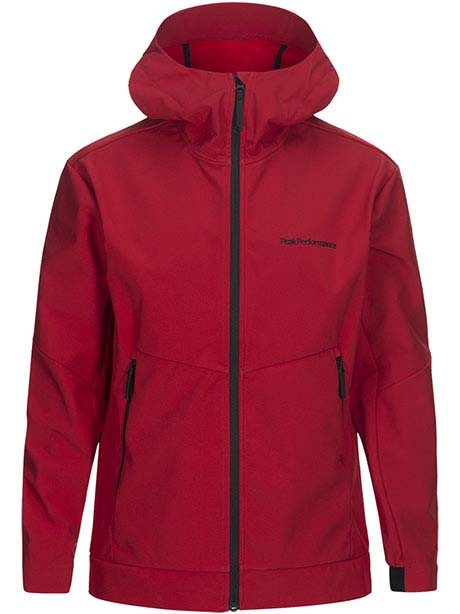 Adventure Hood Jacket(5M3 Chilli Pepper, M)