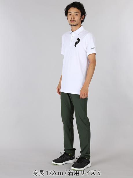 Panmore Polo(089 White, XL)