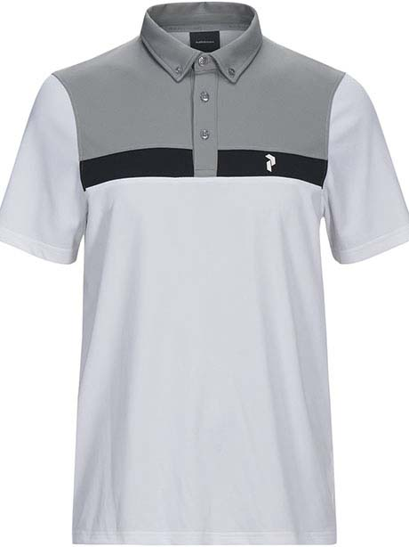Panmore Button Down Polo