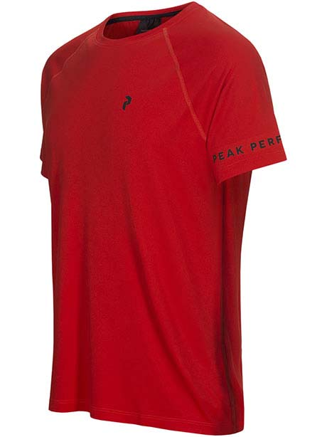 Pro CO2 Short Sleeve(5C2 Chinese Red, M)