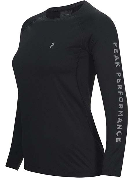 W Pro CO2 Long Sleeve(050 Black, S)