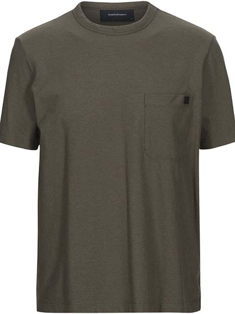 Army Pipe Tee(4CP Terrian Green, S)