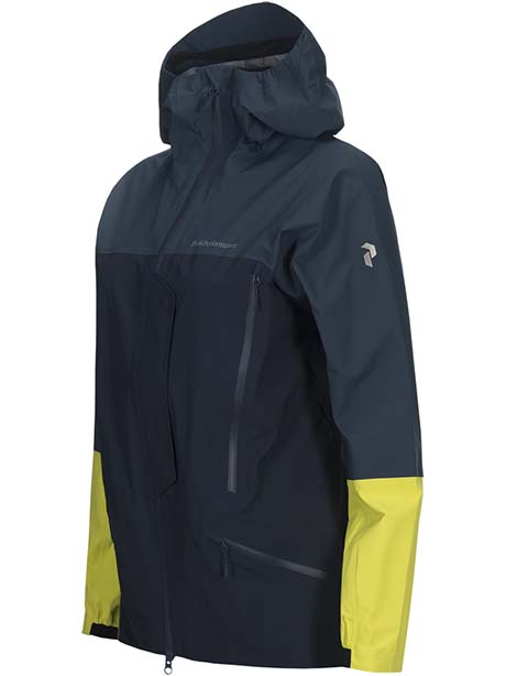 W Vislight C Jacket(2N3 Blue Shadow, XS)
