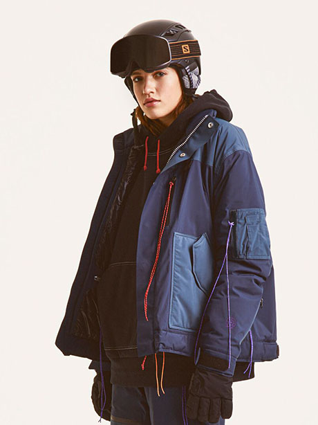Ben Padded Ski Jacket