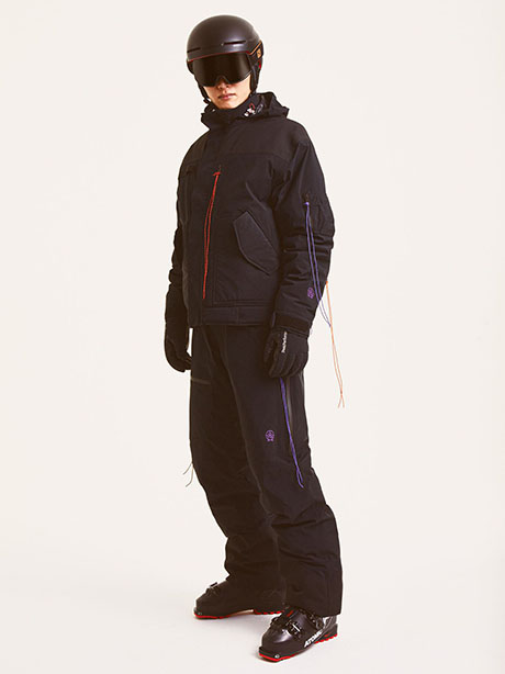 Ben Padded Ski Pants