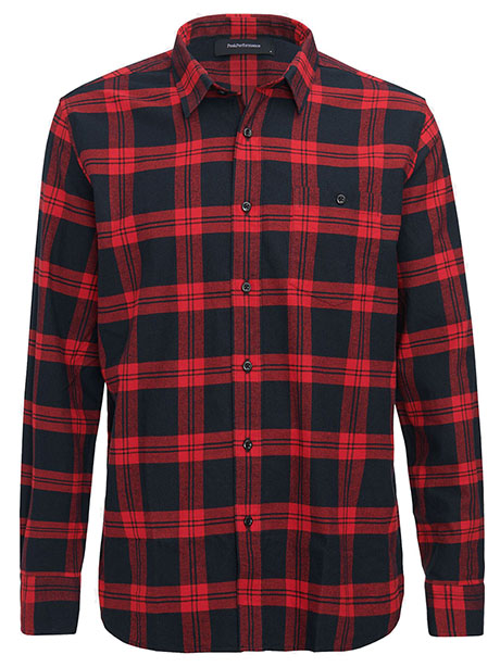 Steve Flannel Shirt