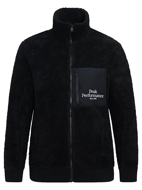 Original Pile Zip Jacket