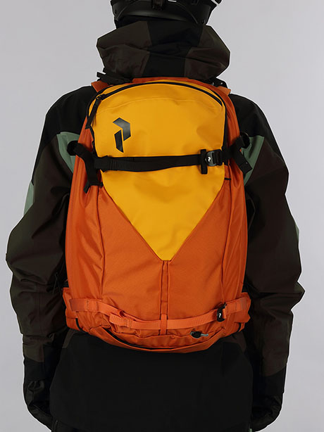 Vertical Ski Backpack L/XL