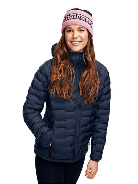 W Argon Light Hood Jacket