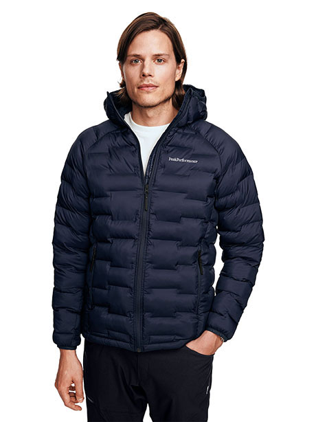 Argon Hood Jacket