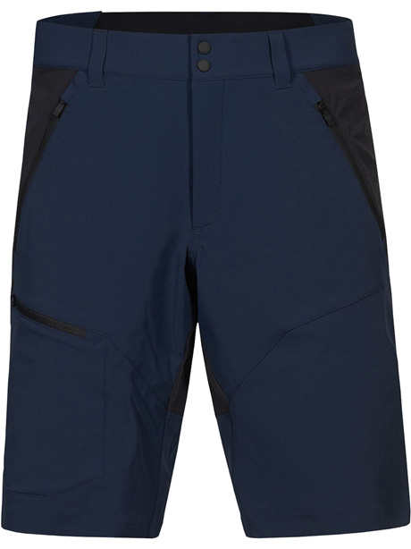 Light Softshell Carbon Shorts