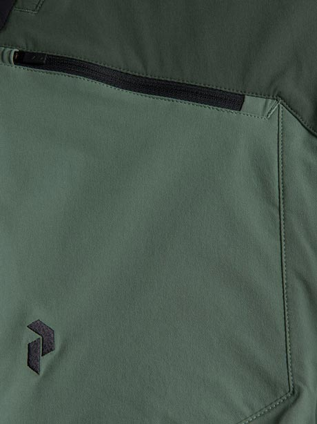 Light Softshell Carbon Pants