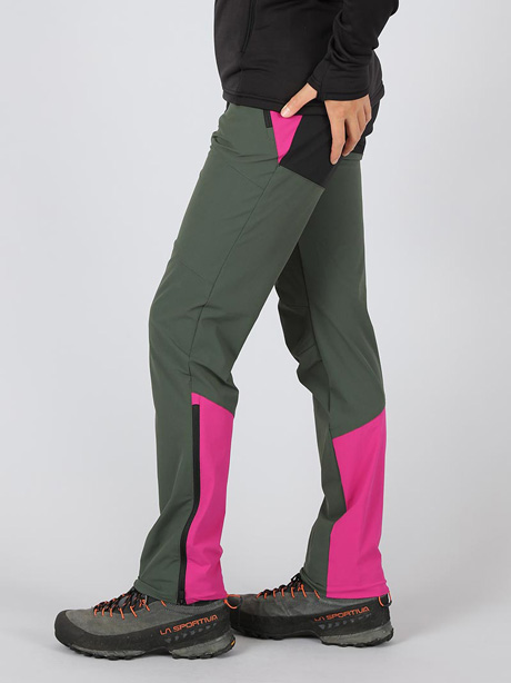 W Light Softshell Carbon Pants