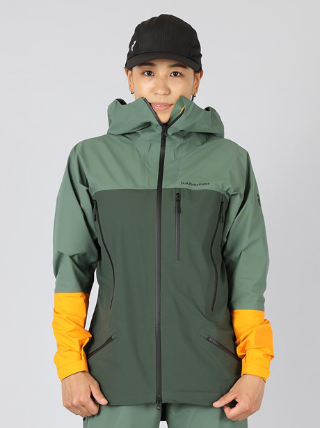 W Vislight C Jacket