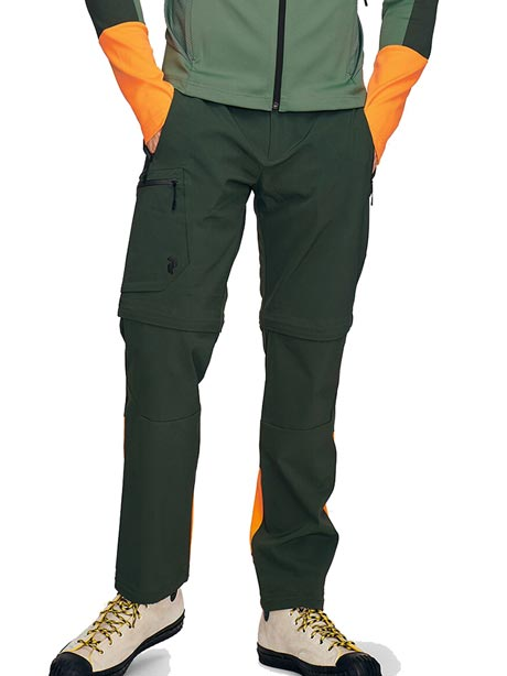 Vislight Zip-Off Pants