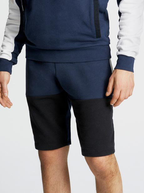 Original Blocked Shorts
