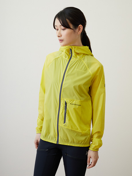 W Vislight Wind Jacket FY