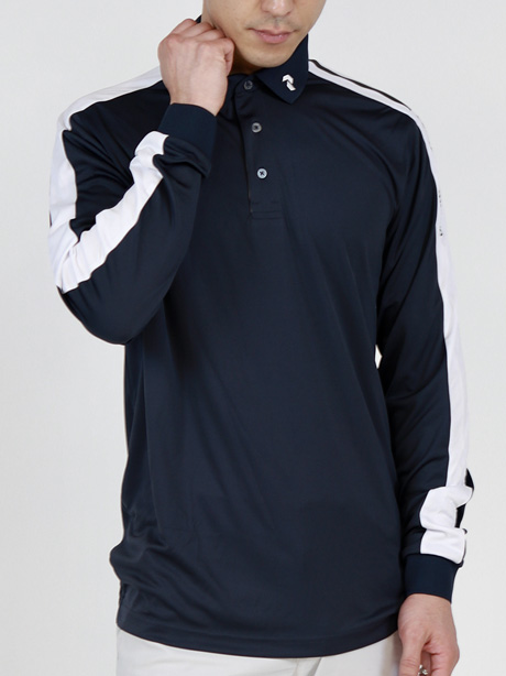 Player Polo LS