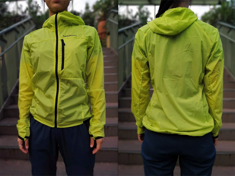 Ray Wind Jacket