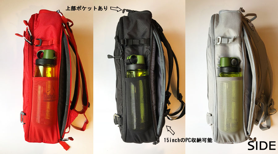 NEW IN!! The Backpackのご紹介
