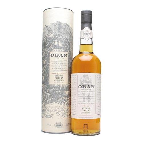 オーバン 14年 (化粧箱付き) ウィスキー 700ml