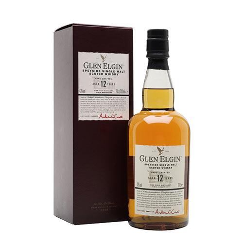 グレン エルギン 12年 (化粧箱付き) ウィスキー 700ml