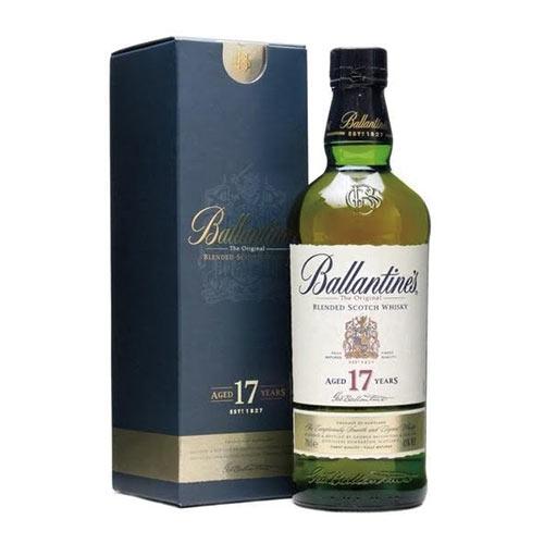 バランタイン 17年 40度(化粧箱付き) ウィスキー 700ml