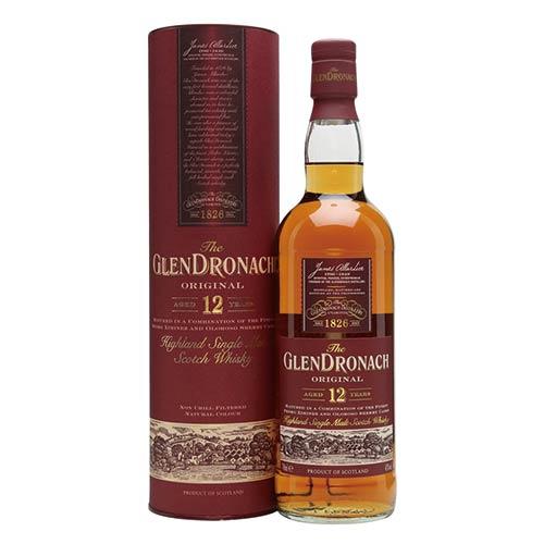 グレン ドロナック 12年 (化粧箱付き) ウィスキー 700ml